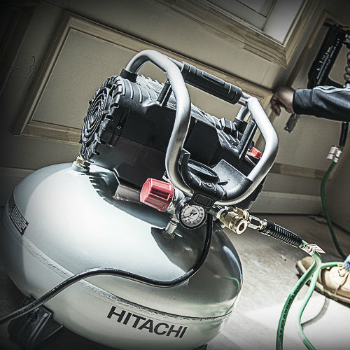 hitachi pancake air compressor. hitachi knt50ab pancake air compressor