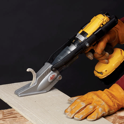 Cement Fiberboard Shears For Drill