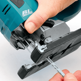 5 of the best cordless makita jigsaws tool less blade change mechanism on a cordless makita jigsaw greentooth