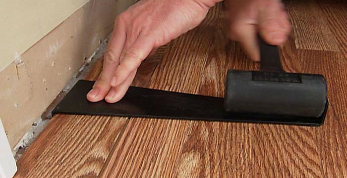 Laminate Flooring Installation Tools, What Is A Pull Bar For Laminate Flooring
