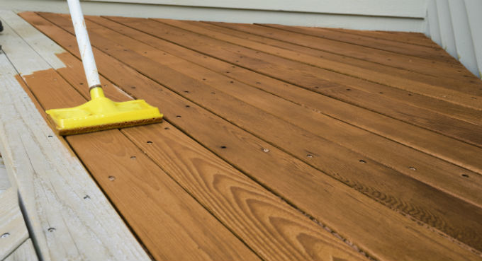 How Long Does An Oil Based Stain Take